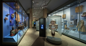 National Museum of the American Indian, Infinity of Nations Exhibition, Location: New York NY