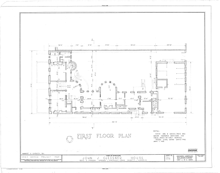 John_J._Glessner_House,_1800_South_Prairie_Avenue,_Chicago,_Cook_County,_IL_HABS_ILL,16-CHIG,17-_(sheet_2_of_6)