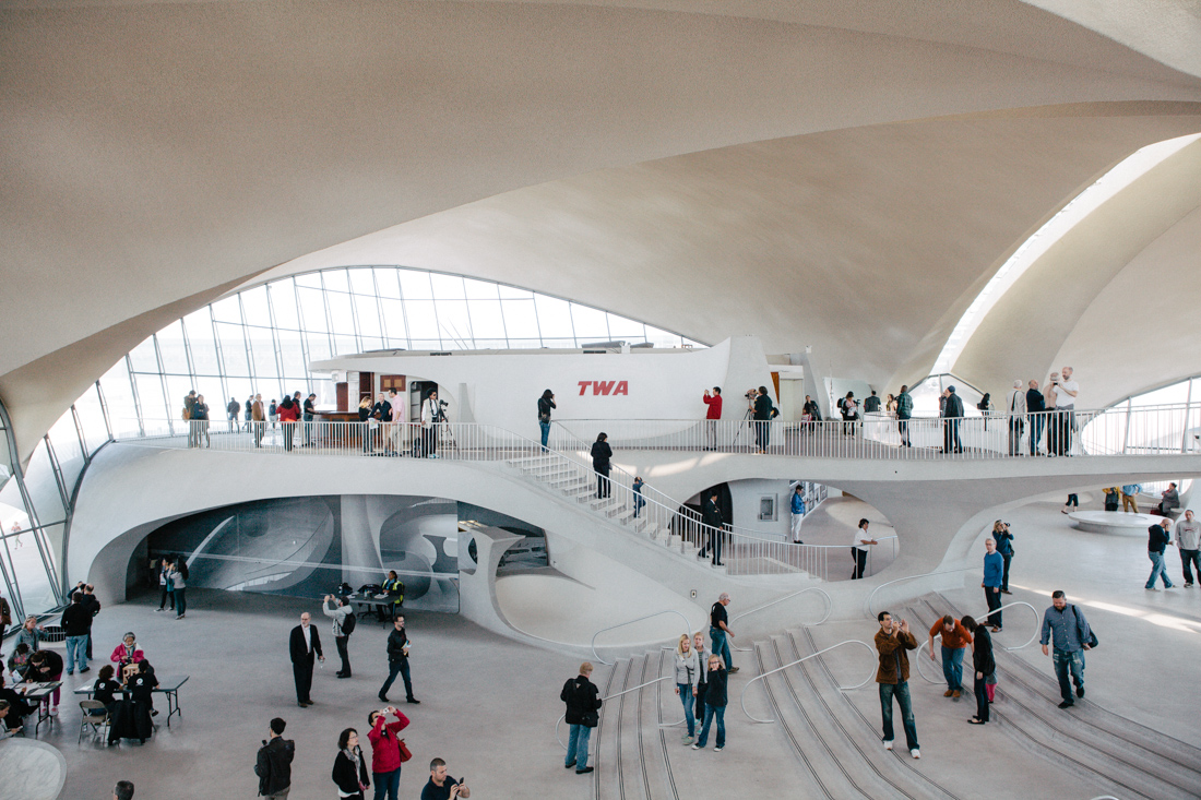 Twa flight center jfk airport id 161 for Space v place